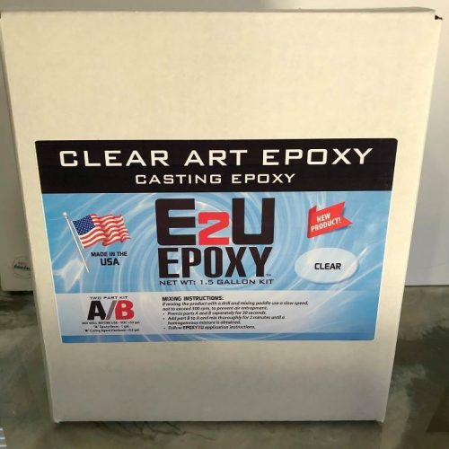 Clear Art Epoxy