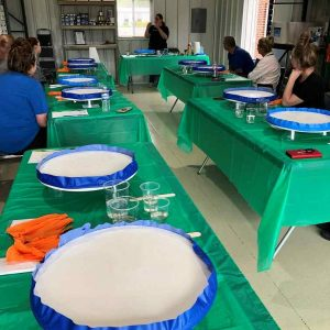 MOY Epoxy Table Top class
