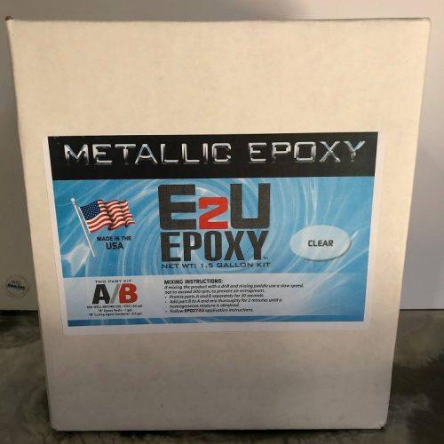 Metallic Epoxy